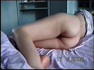 भारी गर्भवती लड़की को पति 6m द्वारा फिल्माया जा रहा है