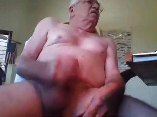 सींग का मूंछ दादाजी मुश्किल मुर्गा हस्तमैथुन