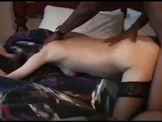 पतला गर्भवती फूहड़ creampied