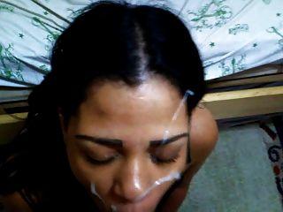 पत्नी चेहरे का 03