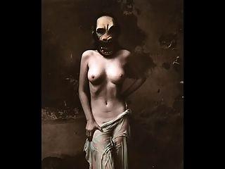 जौन सौदेक की नग्न फोटो कला 1
