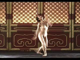 तांग जिया ली नग्न नृत्य
