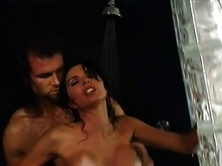 आना गुदा कमबख्त शॉवर में