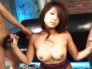 एकीरा इचिनास 09 जापानी सुंदरता blowjob