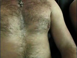 मोटी मुर्गा के साथ बालों str8 गर्म आदमी चूसा हो