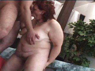 मोटा milf परिपक्व महिला खुद masturbates