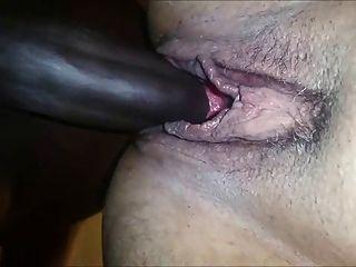 क्लोज़अप एचडी वीडियो अंतरजातीय संभोग