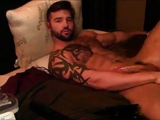 str8 बिस्तर पर सींग का बना पुरुषों फिट