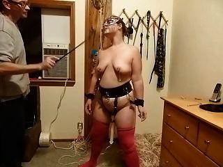 संभोग बेल्ट बीडीएसएम सत्र शुरू