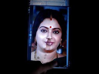 भारतीय अभिनेत्री सेठ के साथ सह श्रद्धांजलि
