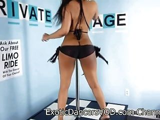 सेक्सी ब्लैसियन विदेशी डांसर ब्लग स्ट्रिप्स नग्न
