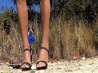 बाहरी नीली पोशाक 2