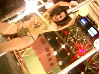 एशियाई पट्टी poledance screentest 2