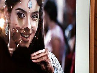 ऐशिन भारतीय अभिनेत्री को श्रद्धांजलि