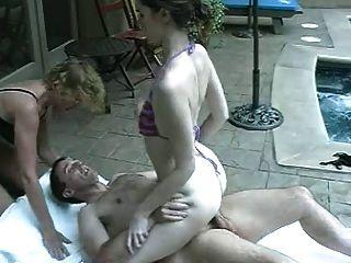 गर्म शौकिया swingers
