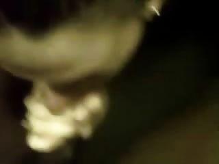 सफेद किरायेदार मुझे उसके चेहरे पर उसके मुंह और सह बकवास देता है
