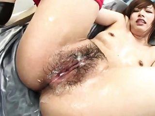 कामुक जापानी लड़की