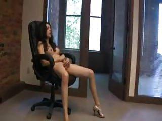 श्यामला झटके और कार्यालय में cums