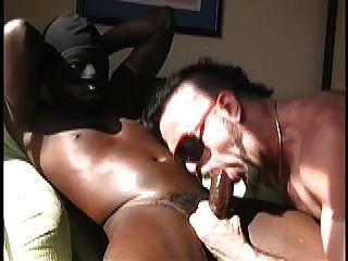 बहमा ने इसे कच्चे मण्डिंगो बकवास समलैंगिक गैंगबैंग बना दिया