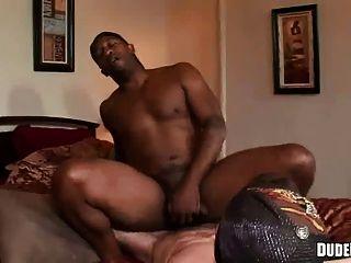 काले आदमी गधा में मुश्किल मुर्गा महसूस करने के लिए पसंद करती है