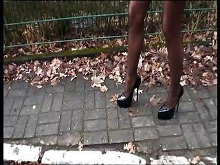 lgh जर्मन उच्च ऊँची एड़ी के जूते ज़िगेरेटन ऑस्ट्रेटेन की कमी होती है