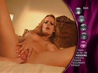 गर्म गोरा तूफानी आभासी सेक्स