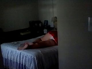 espiando a mi mujer mientras duerme
