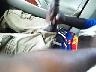 मेरी कार में सींग का अजनबी वॉक राक्षस मुर्गा