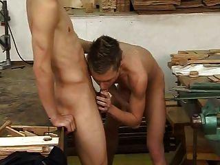 नंगे twinks सह मुंह में