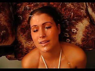 शौकिया पत्नी चेहरे का cumpilation dd1 scr