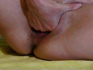 बड़ा लाल dildo