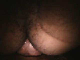 फूहड़ हिजड़ा गांड के लिए एक सफेद मुर्गा पर gloryhole # 5