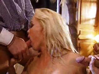 सिल्विया संत और दो लंड