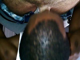विवाहित काले सफेद डिक चूसने प्यार करता है