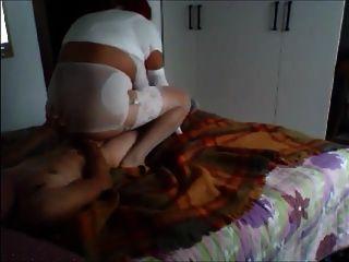 एक युवा लैटिन लड़के के साथ बैन सेक्स