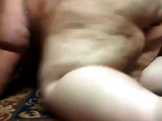 रेड इंडियन एसएसबीबीड कैम पर गधा हिलाता है