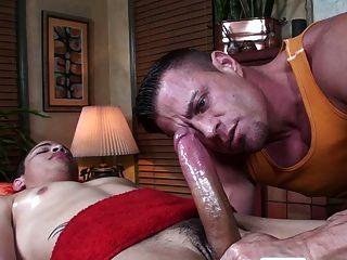 मालिश लड़का समलैंगिक twink लैटिनो schwule जंग