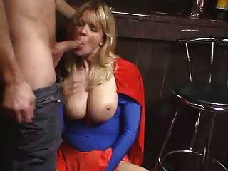 गोरा कुतिया सुपर हीरो