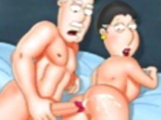 4 जुलाई का जंगल जंगली और पागल विकृत यौन व्यंग्य