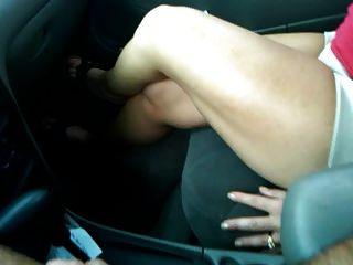 पत्नी सेक्सी पैर और पैर