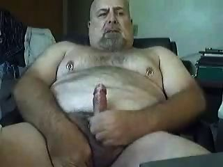 भालू moans और cums