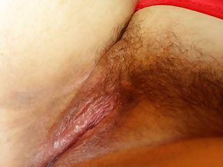 सभी प्राकृतिक बीबीडब्ल्यू सेक्सी लाल अधोवस्त्र