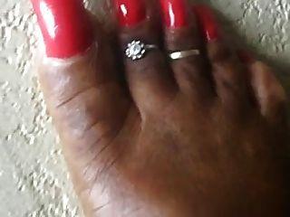 मेरे बहुत लंबे toenails 2