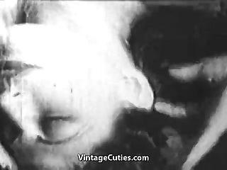 गंदी लड़कियों का भंडाफोड़ हुआ और गड़बड़ हो गई (1 9 30 के दशक में पुरानी)
