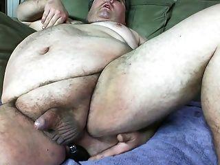 मोटा आदमी हाथ मुक्त Cuming