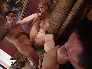 व्यभिचारी पति cocksucking में प्रमुख पत्नी
