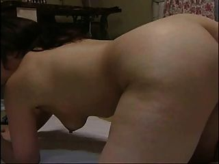 मोटी जापानी milf fucked
