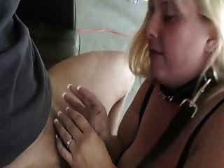 बड़ा tittied सुनहरे बालों वाली बीबीडब्ल्यू milf कैसी ब्लैंका वर्चस्व हो जाता है