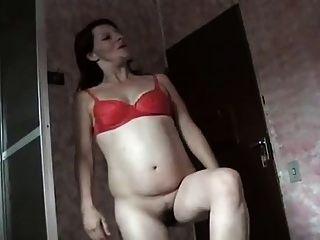 गर्भवती लैटिना गुदा