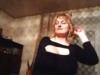 विशाल स्तन के साथ डांस मैथुन